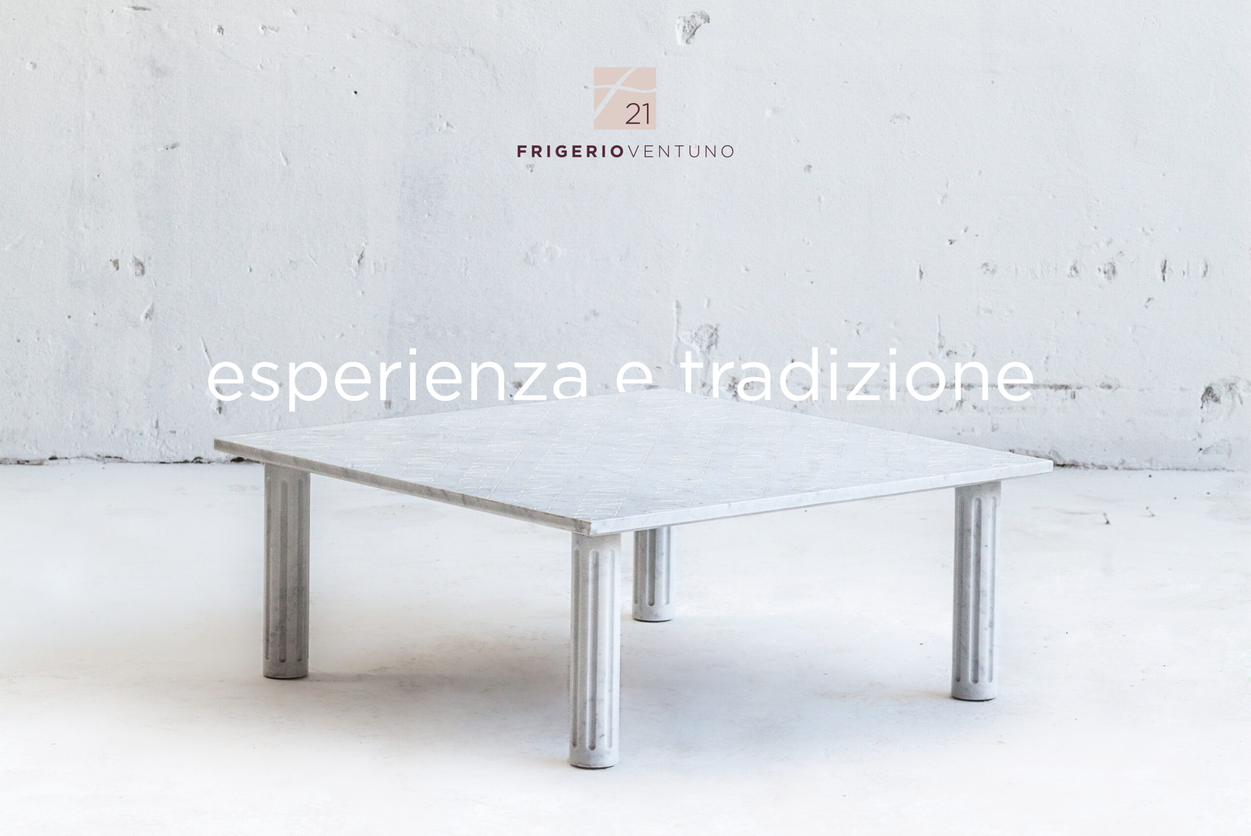 Frigerio 21 marble design web design drogheria studio