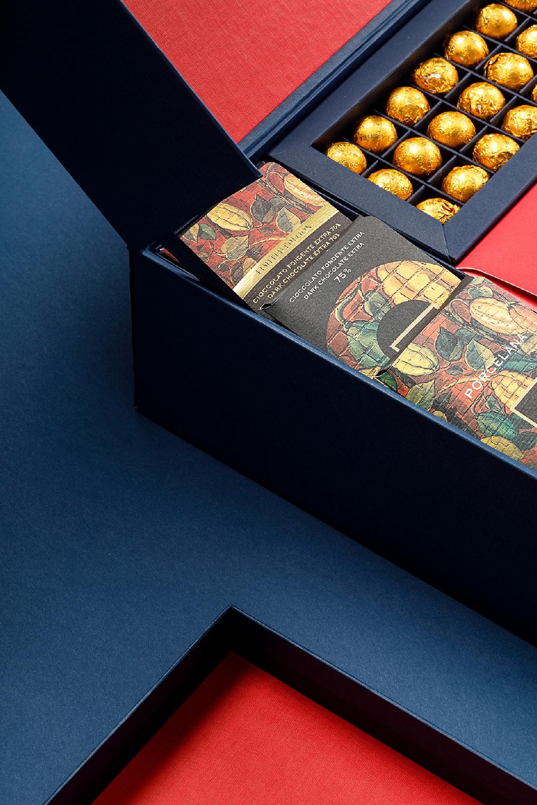 Amedei tuscany drogheria studio chocolate design packagin graphic design cioccolato food design natale christmas xmas