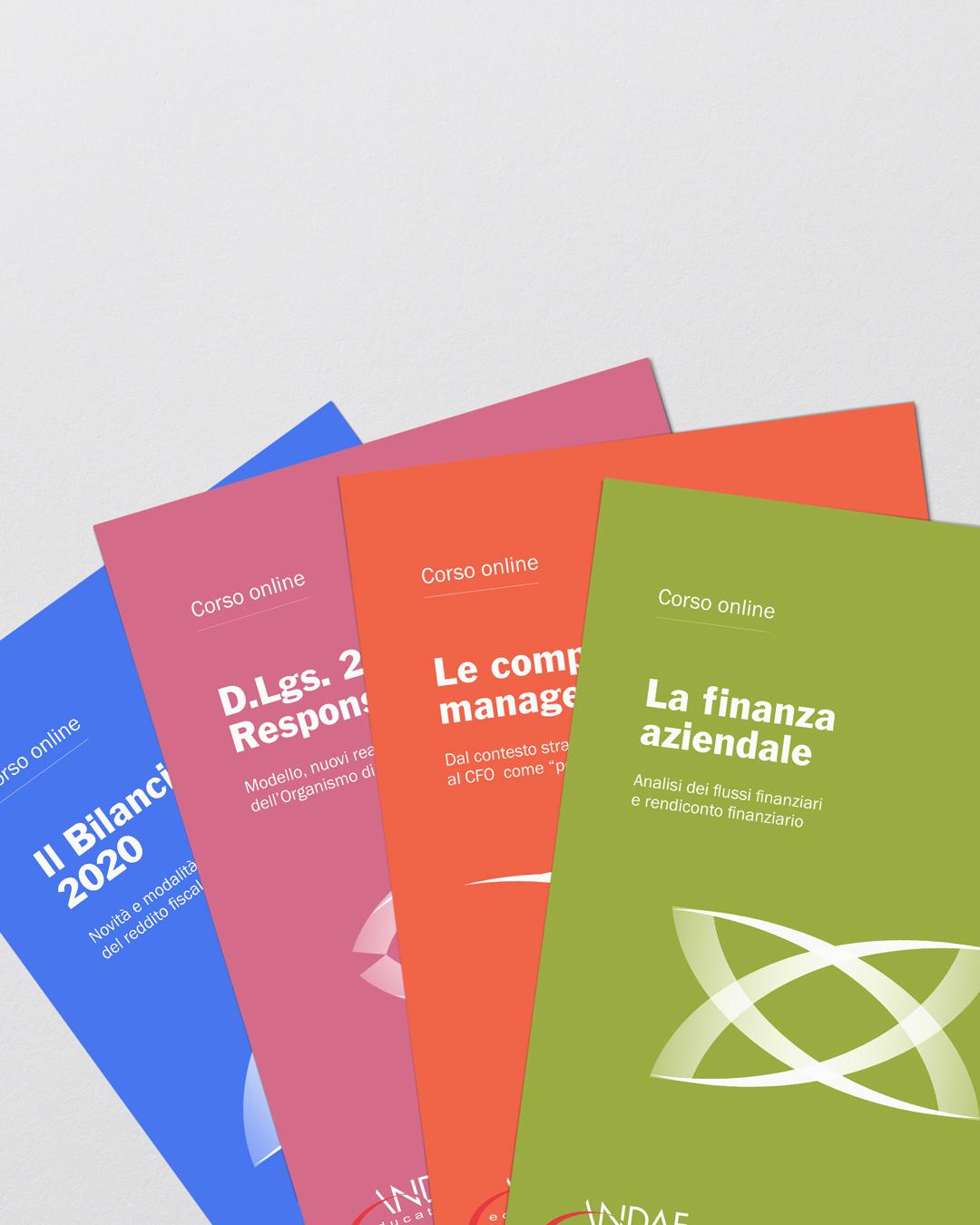 Andaf visual design graphic flyers drogheria studio