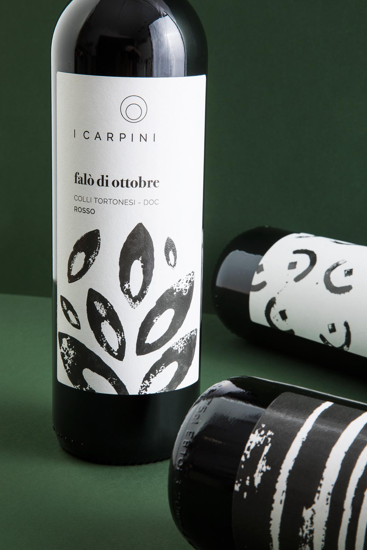 FALò_DI_OTTOBRE_Barbera_i_carpini_wine_packaging_design_wine_design_drogheria_studio_ROSSO_BASSA